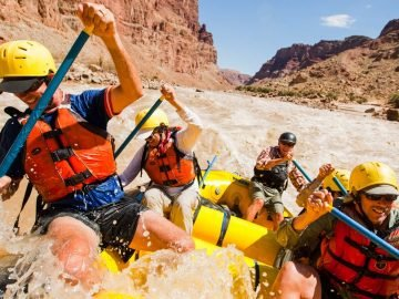 The Best Rafting in (Almost) Every State | Cataract Canyon, Utah