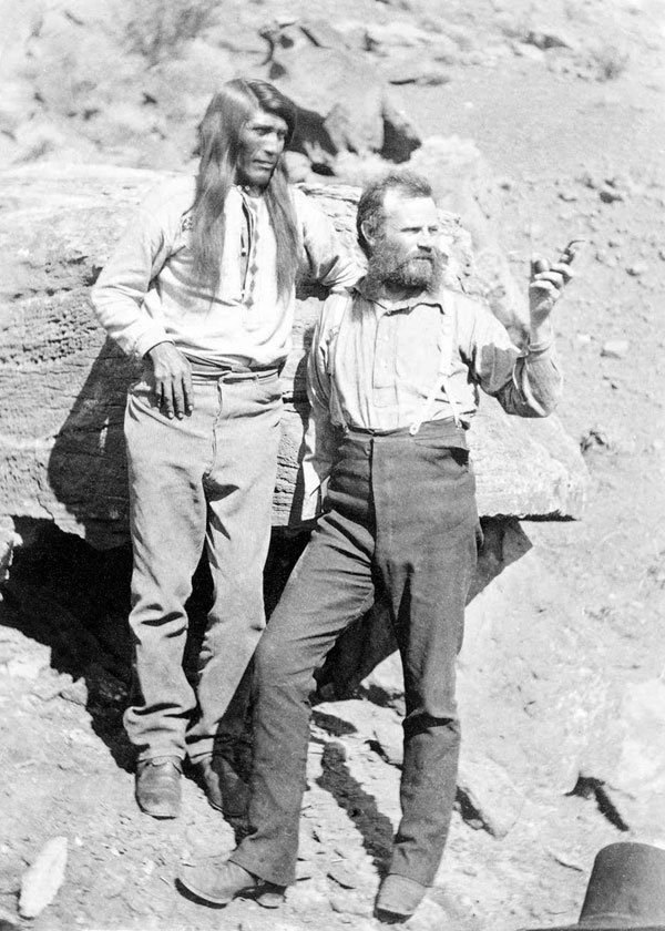 John Wesley Powell 2nd Expedition 1872
