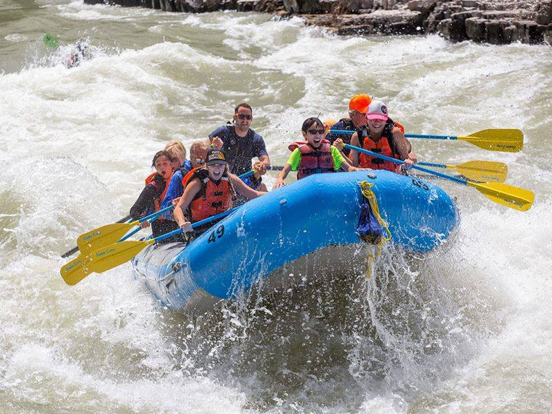 The Best Whitewater Rafting Day Trips in the West