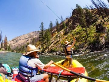 6 Flies to Carry on Multi-day River Trips