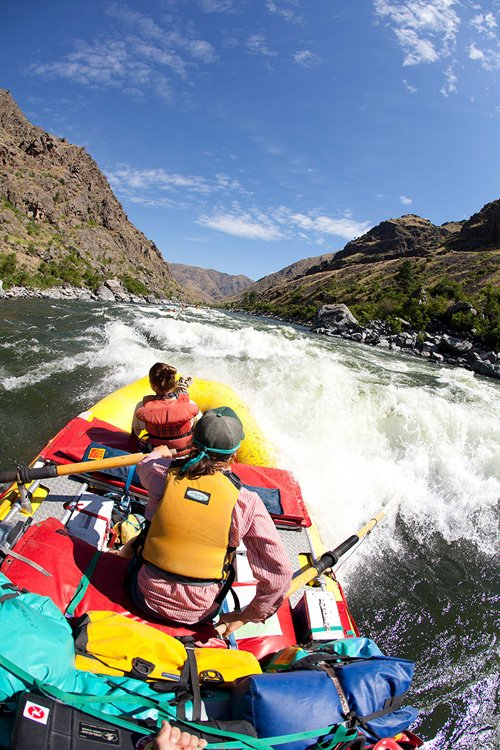 The West's Best Rafting Trips for Weekend Warriors