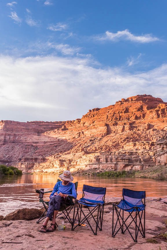 5 Ways to Let Your Creativity Blossom on a River Trips