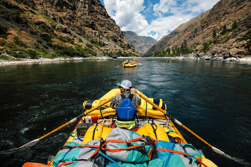 Reminiscing on a trip through Hells Canyon