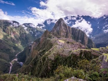 Hiking Through History on the Inca Trail