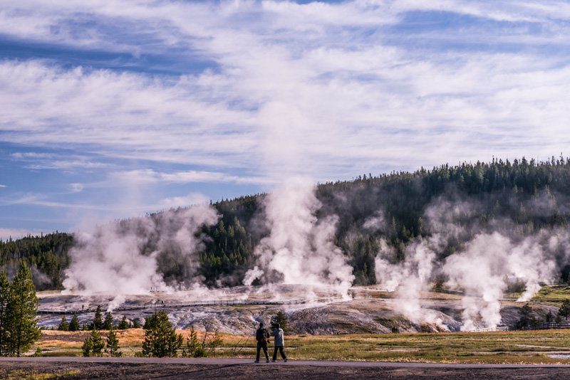 Yellowstone and Grand Teton Road Trip from Seattle