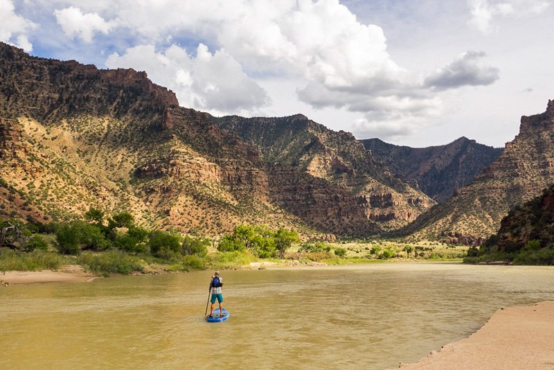 Journey into Hidden Canyons on the John Wesley Powell Route