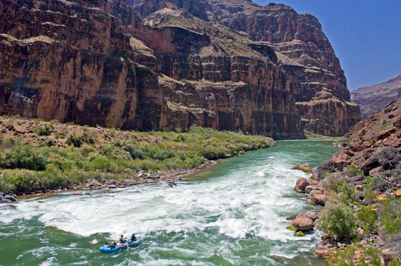 How to Win a Grand Canyon River Permit