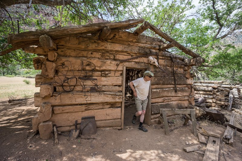 A Trip Through Time - Desolation Canyon History | Rock Creek Ranch