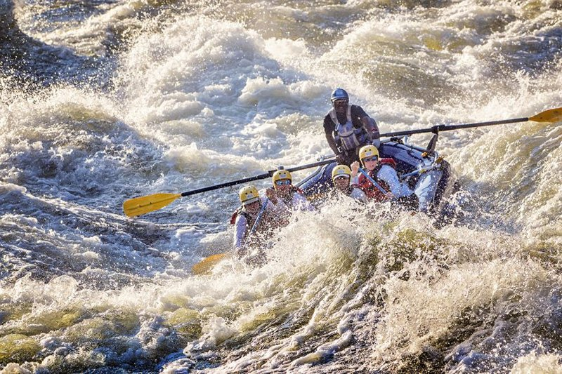 10 of the Best One-day Rafting Trips in the World