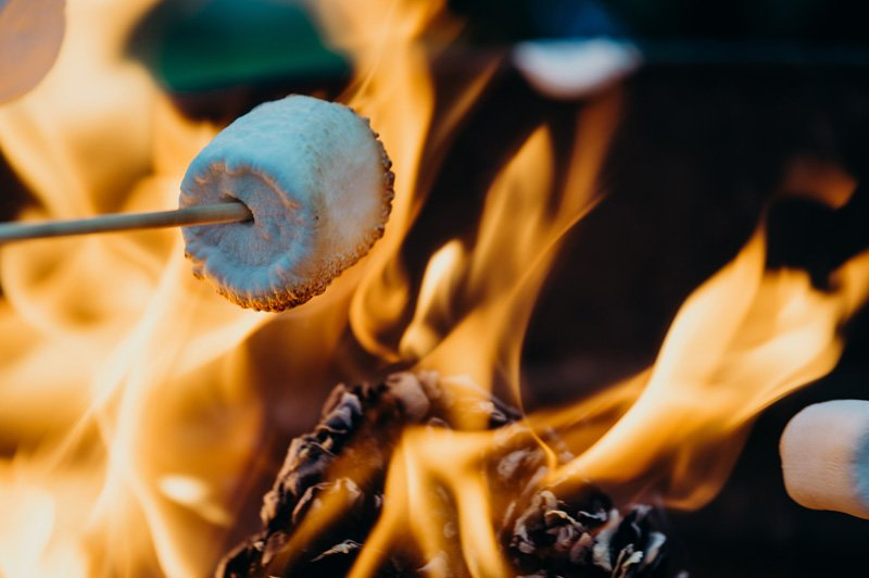 6 Over the Top S'mores Ideas for Your Next Camping Trip