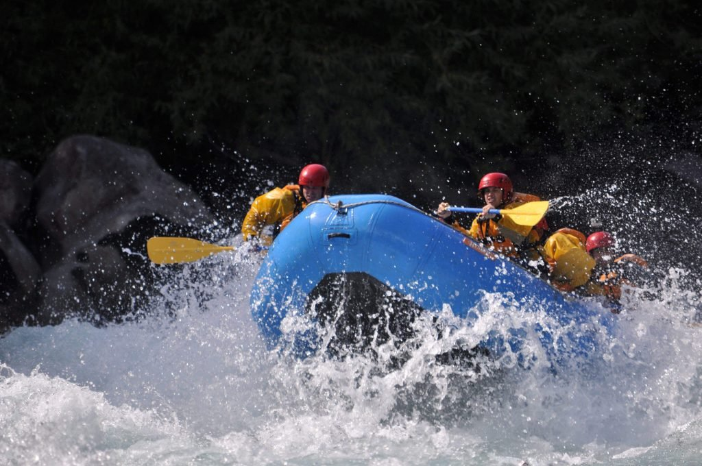 What a Futaleufu Rafting Trip Taught Me About Marriage