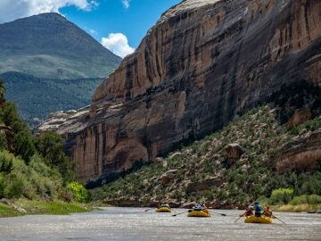 How to Score a Yampa River Permit
